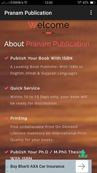 Pranam Publication screenshot 3