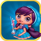 Little Dress Up Charmers games icon