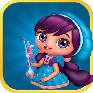 Little Dress Up Charmers games poster