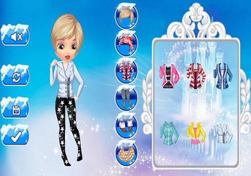 Little Dress Up Charmers games screenshot 1