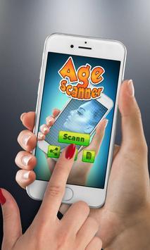 Age Scanner (Prank) poster