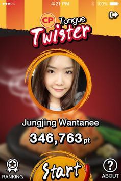 CP Tongue Twister apk screenshot