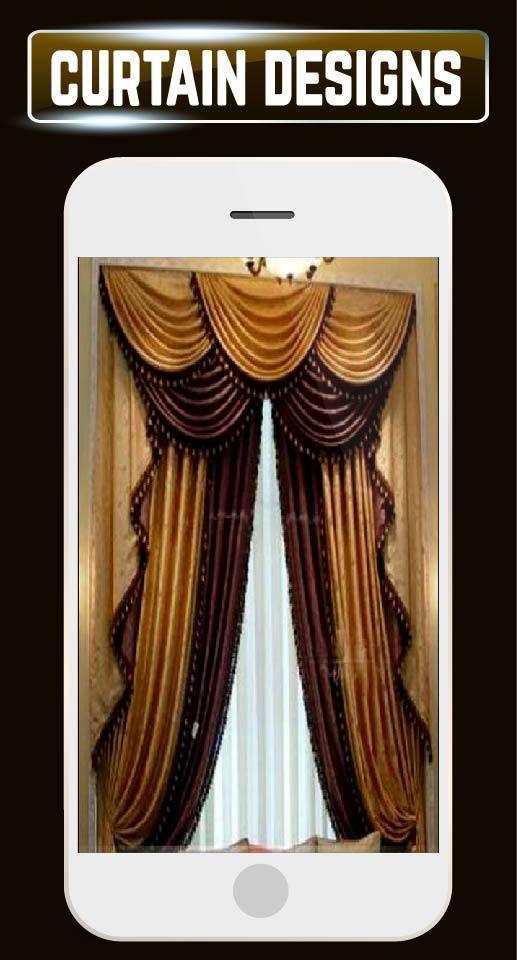 morden curtains design idea home craft