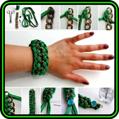 DIY Bracelet Friendship Belt making Ideas Designs icon