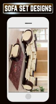 Morden SofaSet Designs Home Sectional Idea Gallery screenshot 1