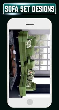 Morden SofaSet Designs Home Sectional Idea Gallery screenshot 5