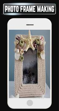 DIY Photo Frames Making Recycled Home Craft Ideas screenshot 2