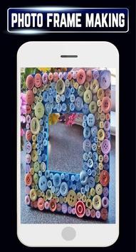 DIY Photo Frames Making Recycled Home Craft Ideas screenshot 3