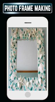 DIY Photo Frames Making Recycled Home Craft Ideas screenshot 4