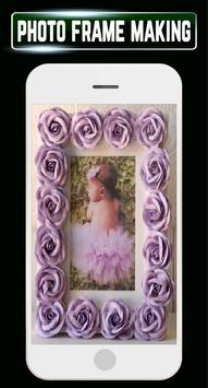 DIY Photo Frames Making Recycled Home Craft Ideas screenshot 5
