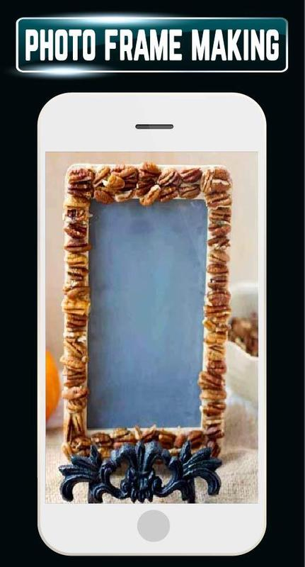 DIY Photo Frames Making Recycled Home Craft Ideas for Android - APK ...