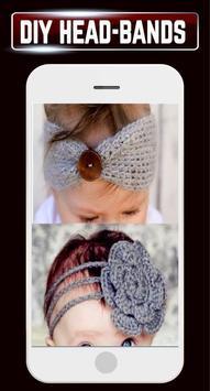 DIY Headbands Flower Wedding Baby Home Idea Design screenshot 2