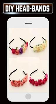 DIY Headbands Flower Wedding Baby Home Idea Design screenshot 4