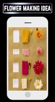 DIY Paper Flower Making Quilling Home Crafts Ideas screenshot 1