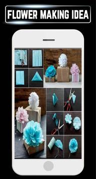 DIY Paper Flower Making Quilling Home Crafts Ideas screenshot 3