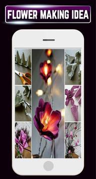 DIY Paper Flower Making Quilling Home Crafts Ideas screenshot 6