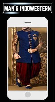 Men's Indowestern Designs Wedding Suits Indain New screenshot 1