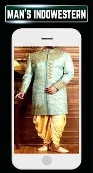Men's Indowestern Designs Wedding Suits Indain New screenshot 4