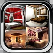 Home Bedroom Decor DIY Ideas Designs Gallery Tips icon