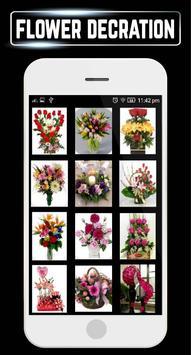 DIY Flower Arrangement Home Wedding Flower Decor poster