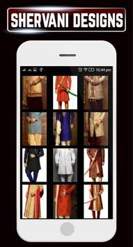 Groom Sherwani Designs Men's Wedding Suits Indain poster