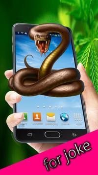 Snake Screen Terrible Joke poster
