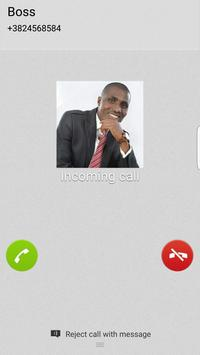 Prank Call & SMS apk screenshot