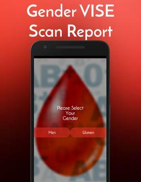 Blood Group Prank apk screenshot