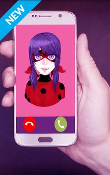 call from Miraculous 2017 poster