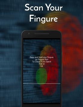 Fingure Lie Detector Prank screenshot 2