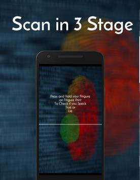 Fingure Lie Detector Prank screenshot 3