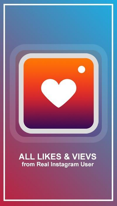 real followers and likes for Android - APK Download