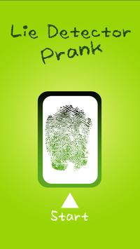 Lie Detector Prank poster