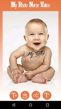 Photo Tattoo Editor apk screenshot