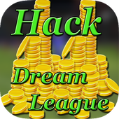 Hack Dream League icon