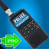 Police Scanner App Free Radio icon