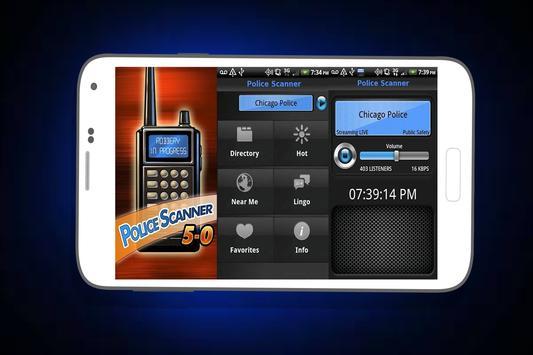 Police Scanner App Free Radio apk screenshot