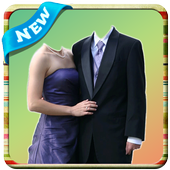 Couple Suit Photo Maker icon