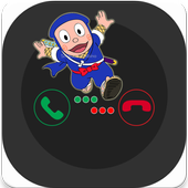Prank Call From Ninja Hattori icon