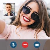 Fake Video Call : Girlfriend Fake Call icon