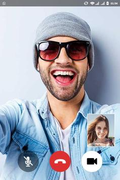Fake Video Call : Girlfriend Fake Call apk screenshot