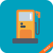 Petrol & Diesel Price in India : Real Fuel Price icon