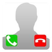 Unknown Call Scary Prank icon