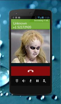 Unknown Call Scary Prank screenshot 1