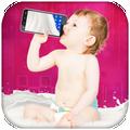 Baby Milk Simulator - Baby Drink Milk Prank