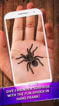 Spider Prank apk screenshot