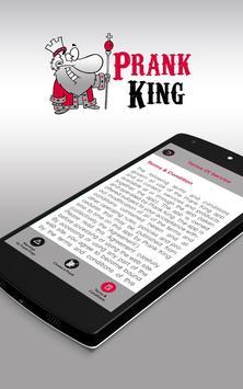 Prank King apk screenshot