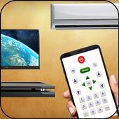 Universal Remote Control for All : Smart Remote icon