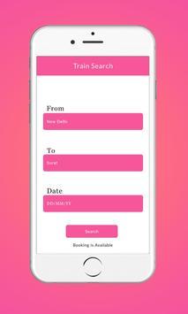 Live Train Status - Indian Railway & PNR Status apk screenshot