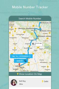 Mobile Number Tracker : Location Finder poster